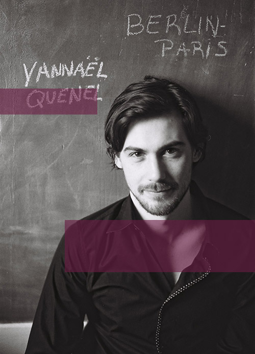 photo du laureat Yannaël QUENEL