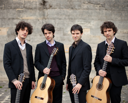 photo du laureat  QUATUOR ECLISSES