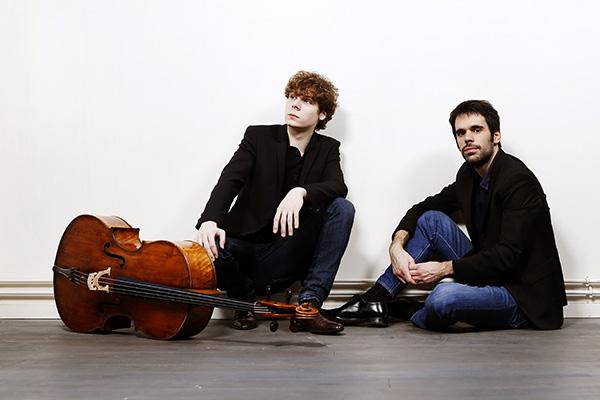 photo Bruno Philippe et Tanguy de Williencourt : comment jouer à deux ?