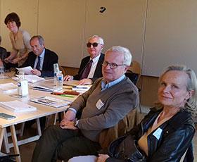 photo Exigence et bienveillance des jurys de la Fondation