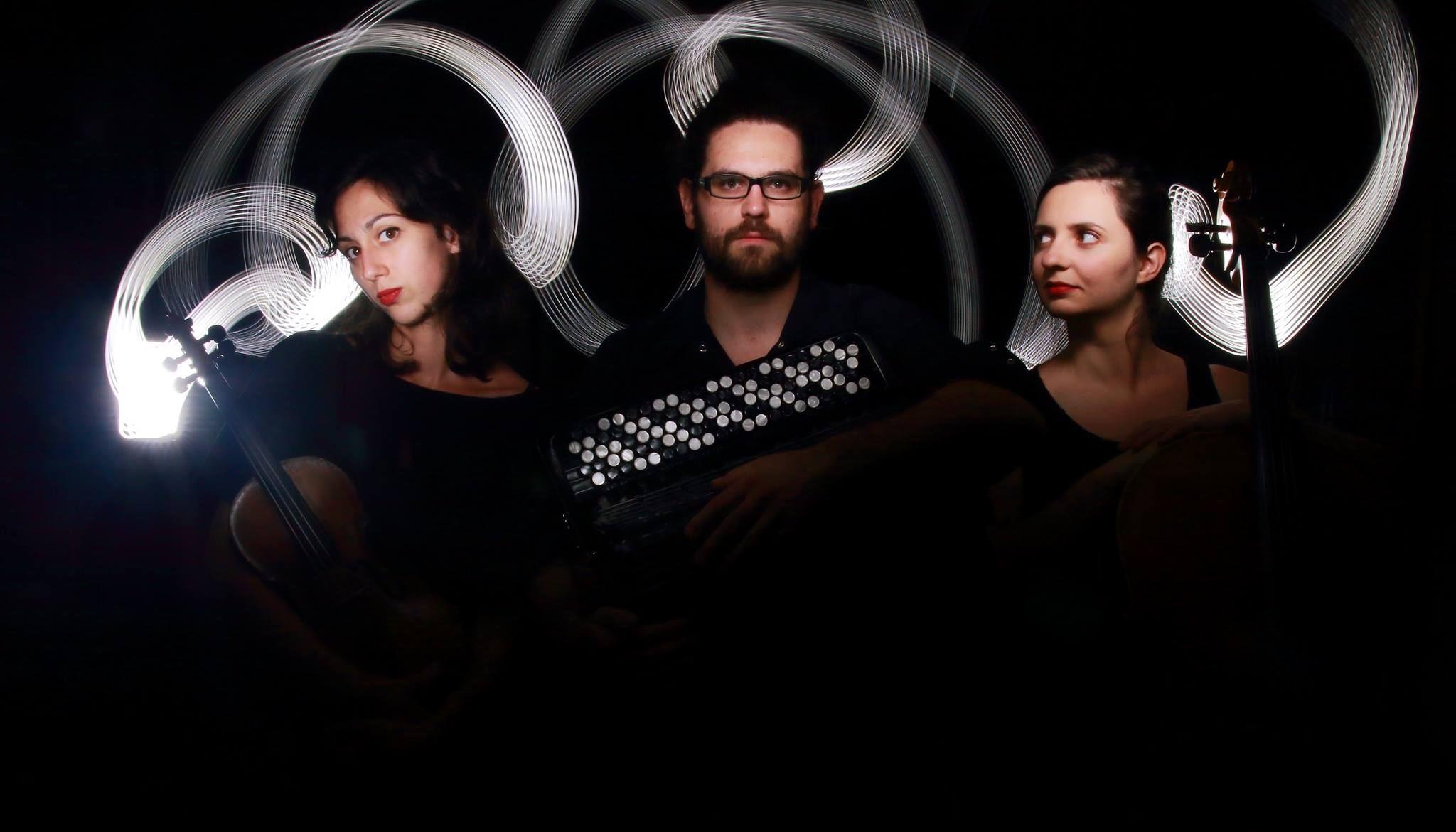photo Trio Fauve
