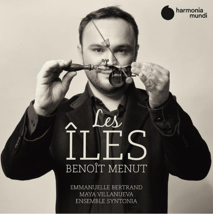Concert sortie du disque de Benoît MENUT