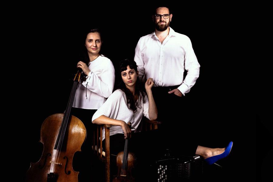 Création: Trio Fauve & Alex Nante