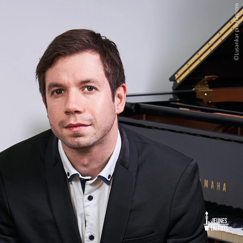 Victor Metral pour Jeunes Talents