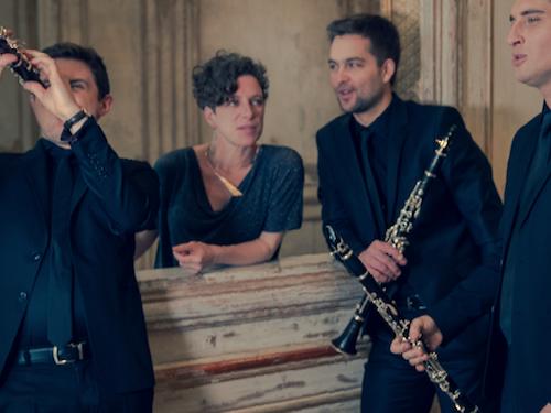 Quatuor Anches Hantées au festival Savalaure