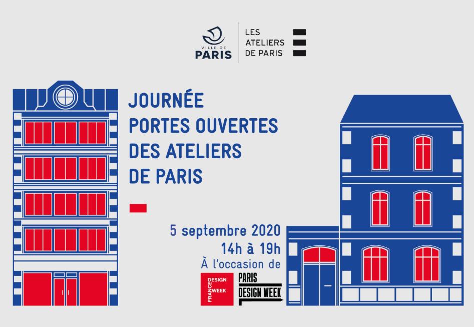 Journée portes ouvertes ATELIERS DE PARIS