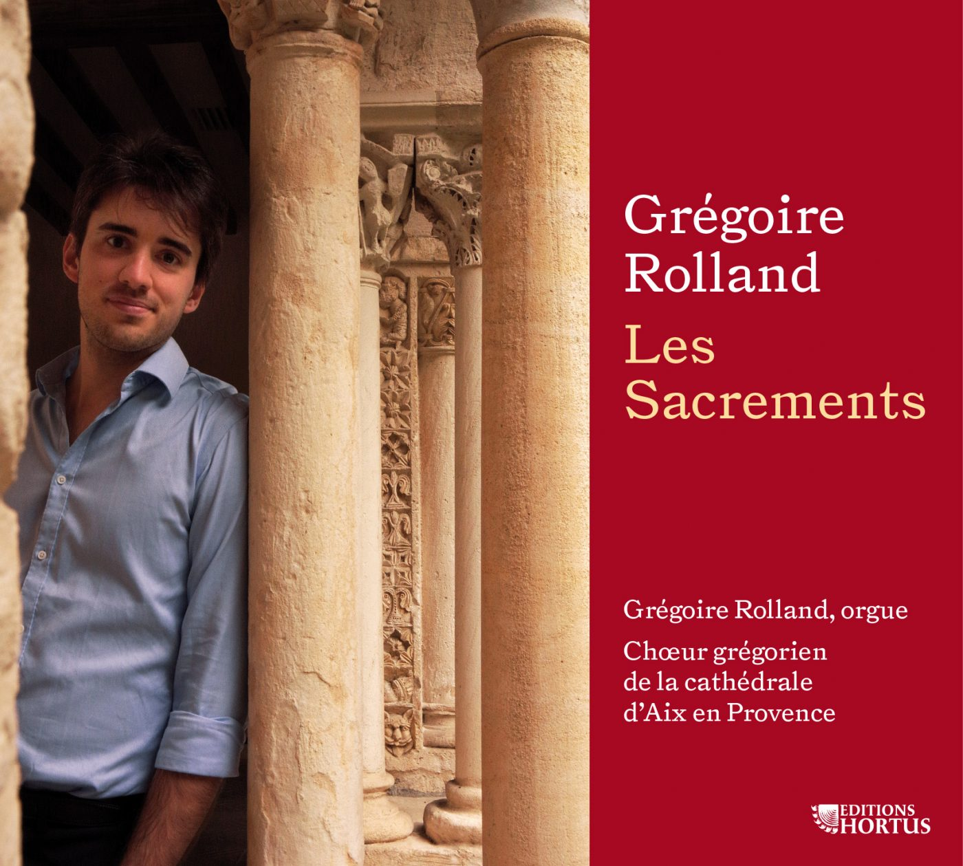 photo du laureat Grégoire ROLLAND