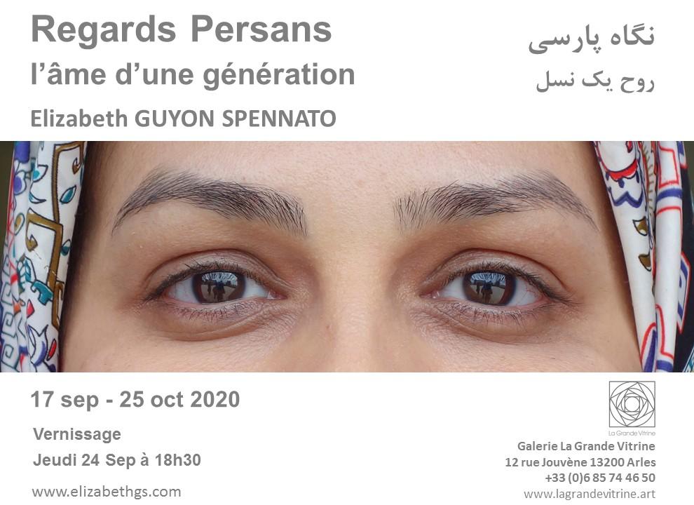 Elizabeth GUYON SPENATO: Regards Persans