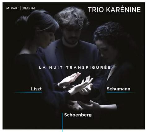 Trio KATRENINE sortie du disque