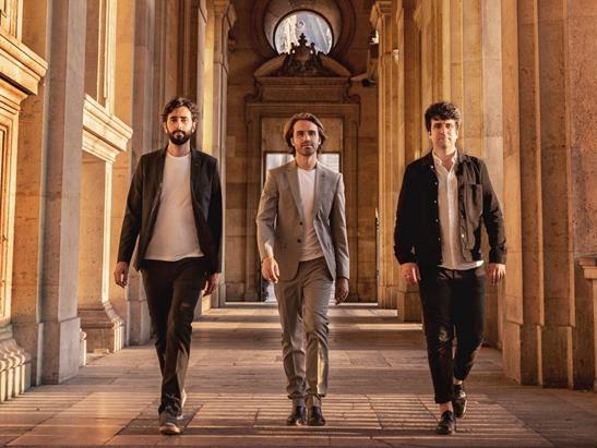 Trio Zadig au festival Terres vibrantes