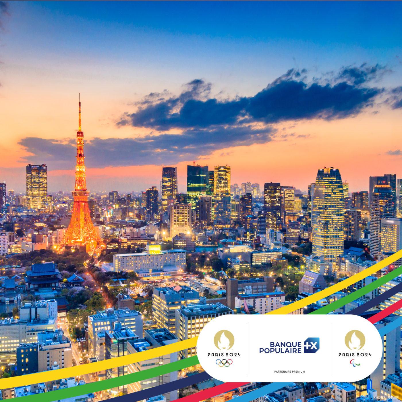 Destination Tokyo !